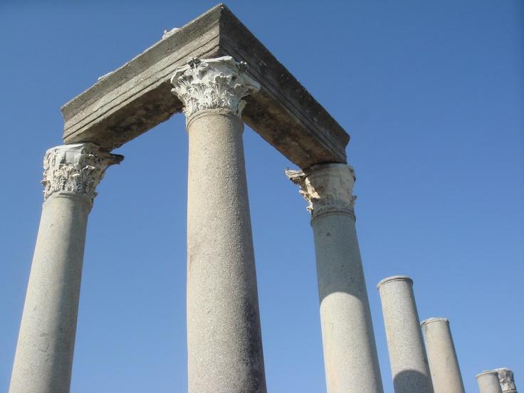 Ruins at Perge, near Antalya - Turkey