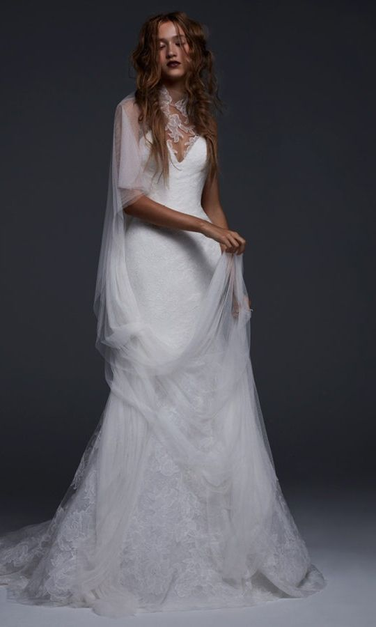 15 Dream Wedding Gowns To Inspire Your Bridal Style. Vera Wang ...