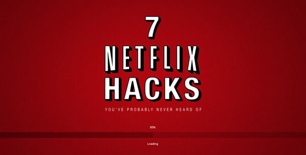 7 Netflix Hacks (You've Probably Never Heard Of)