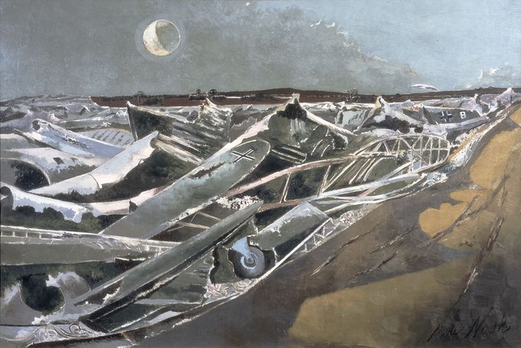 Paul Nash - war paintings