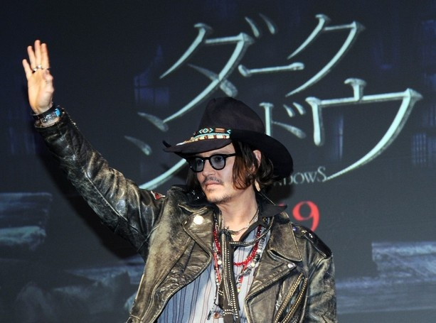 News about Johnny Depp