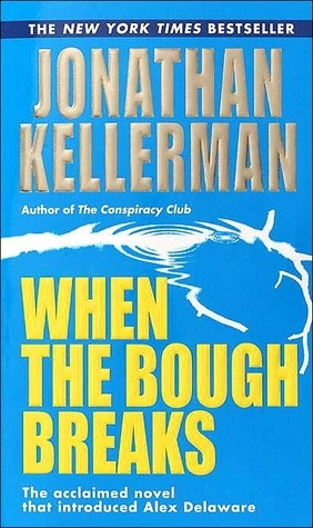 The very first Alex Delaware novel by  Jonathan Kellerman. I've read all of them... well over 25 and counting and well worth reading.