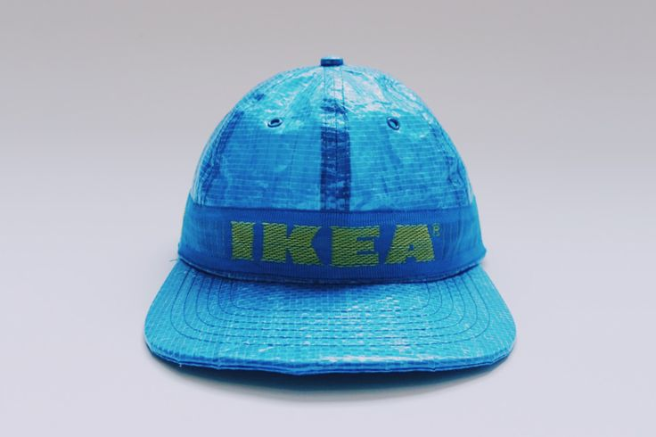Pleasures & Chinatown Market Transform IKEA's Iconic FRAKTA Bag Into a HatPleasures