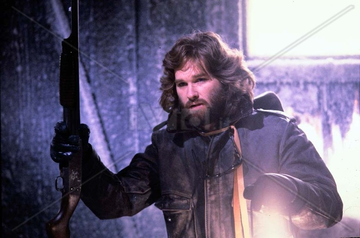 John Carpenter's The Thing My dream man- Kurt Russell ...