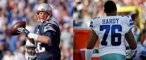 Final Score: New England Patriots 30 - Dallas Cowboys 6