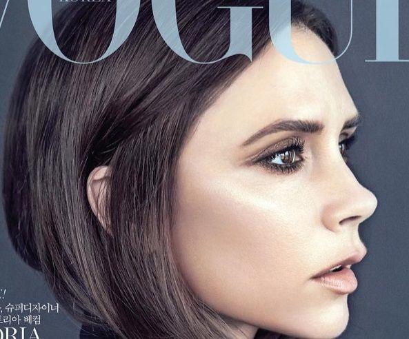 Красивый макияж от Виктории Бэкхем