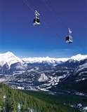 Sulphur Mtn Gondola, Banff, BC