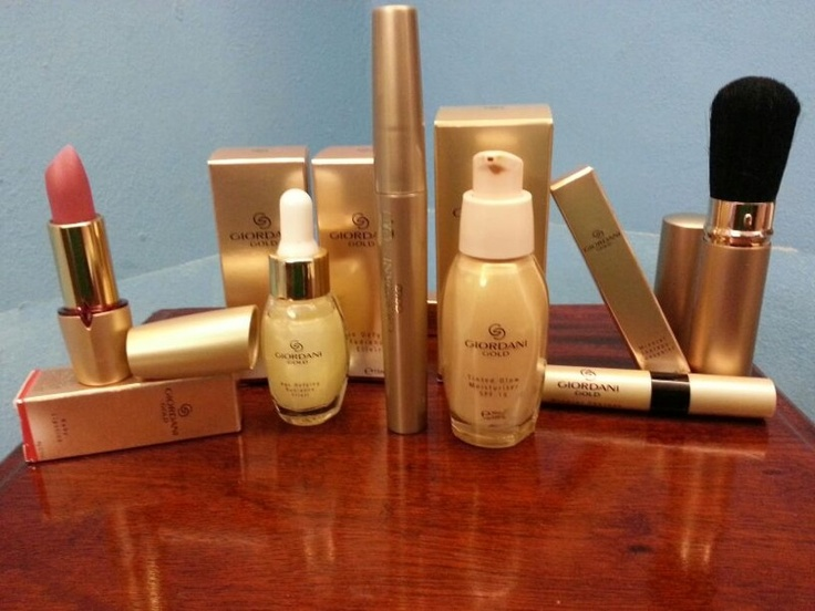 Natural Oriflame products