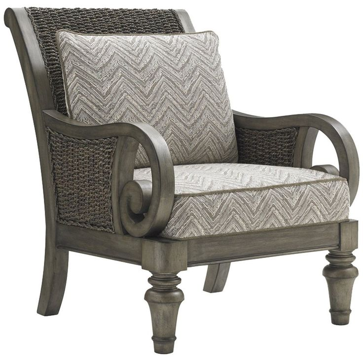 Lexington Home Brands, Chairs & Ottomans, Oyster Bay, Oyster Bay Glen Cove Chair