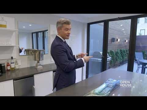 Vast NYC Townhome Complete with Contemporary Luxury - YouTube