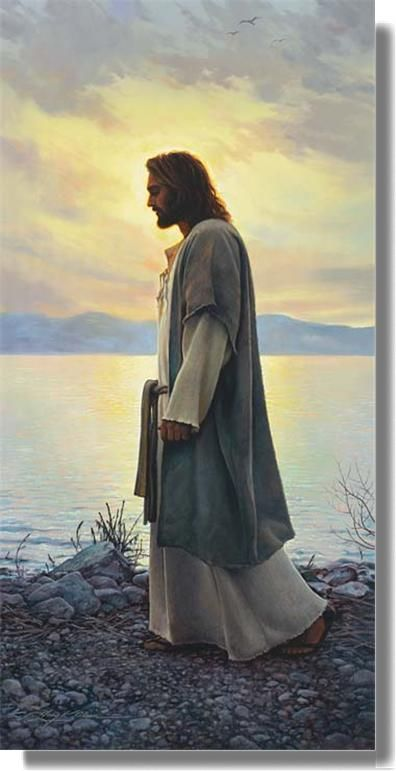 Walk With Me - Greg Olsen