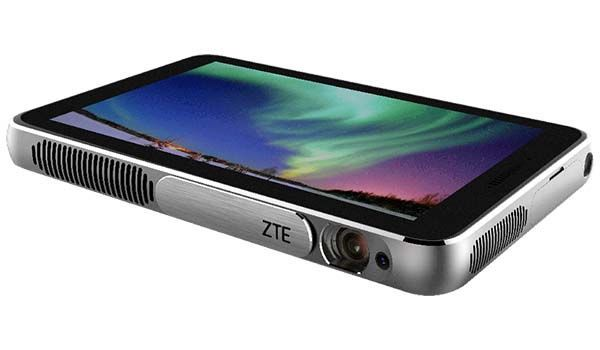 ZTE Spro Plus Portable Smart Projector with Integrated Android Tablet