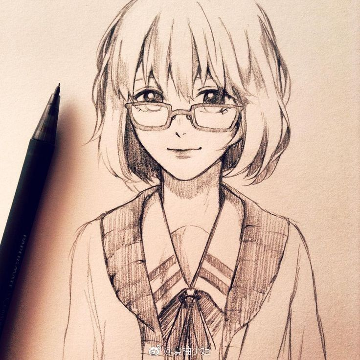 Pin By Alsonyx On Draw Girl Drawing Anime Drawings Anime Art Tutorial