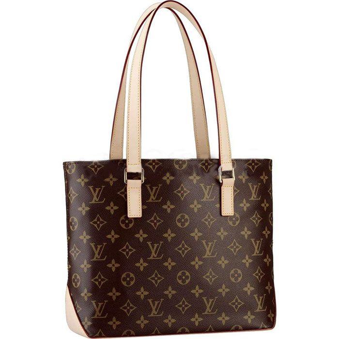 Louis Vuitton Handbags #Louis #Vuitton #Handbags - Cabas Piano M51148 - $233.99