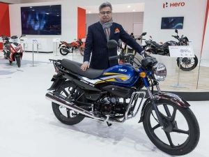 2016 EICMA Motorcycle Show: Hero MotoCorp Debuts Dawn 125 Motorcycle