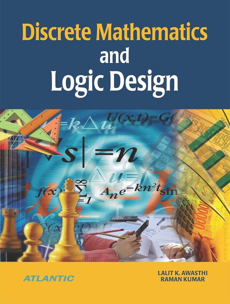 Discrete Mathematics And Logic Design [Paperback] [Jan 01, 2017] Lalit K. Awa]