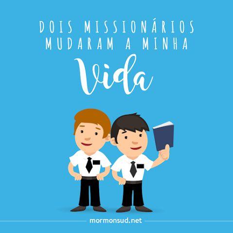 Dois missionários mudaram a minha vida! #Missionários #MissionárioMórmon #Mórmon #SUD #Mormonsud
