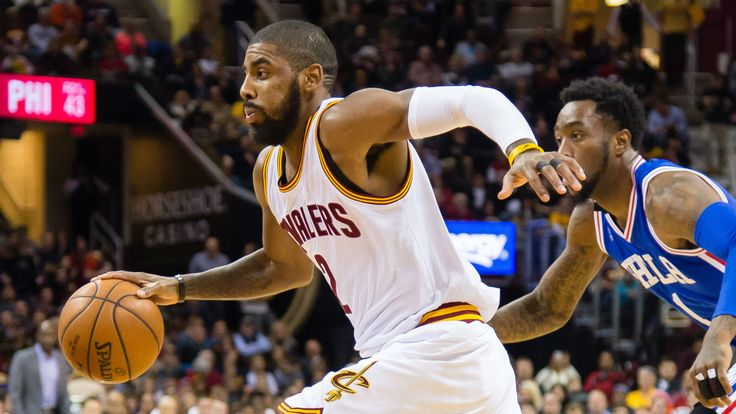 Kyrie Irving-led Cavs look scary good in blowout of Raptors