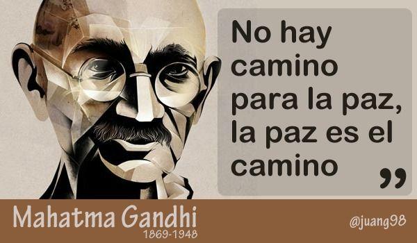 #Gandhi