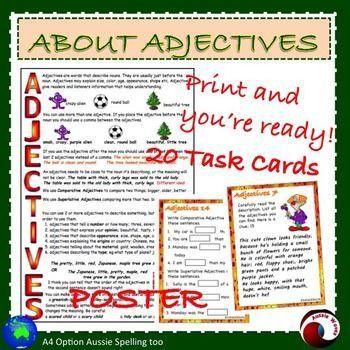 Peste 1000 de idei despre The Adjective pe Pinterest | Gramatică