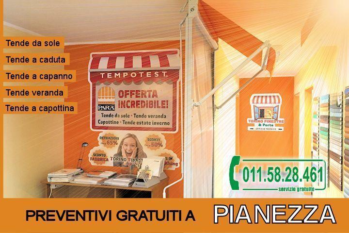 Tende da Sole Pianezza. Offerte Tenda Veranda a prezzi