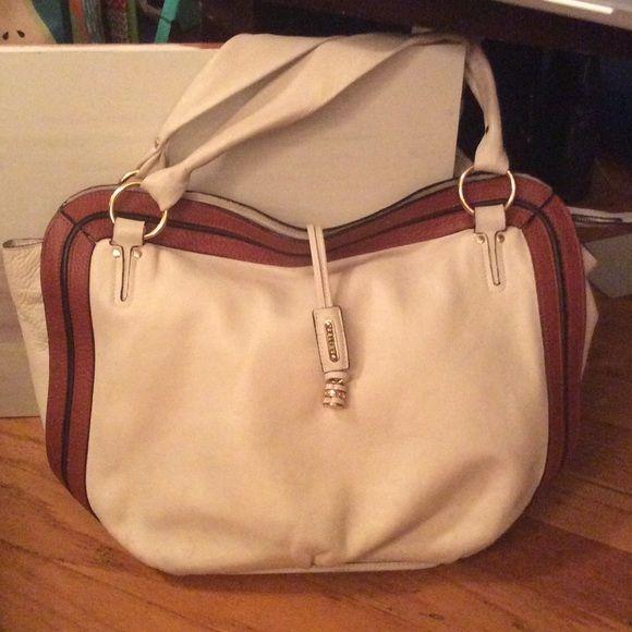 Authentic Celine terra cotta leather large bag | Terra Cotta ...