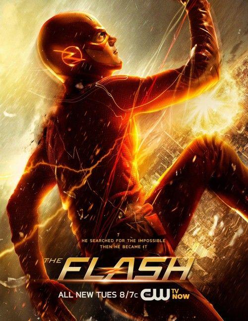 Flash (Serial TV 2014- ) - Filmweb
