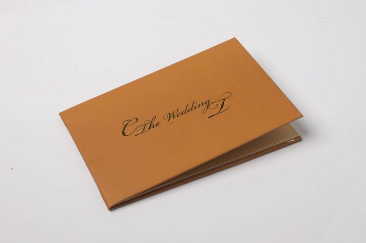 Wedding Invitations Gold