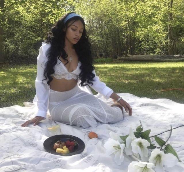 Black Girl Magic, Black Girls, Black Women, Lolita, Black Girl Aesthetic, Mode Outfits, Aesthetic Clothes, Beautiful People, Photoshoot