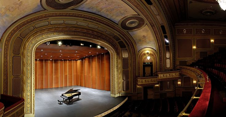Salle J.-Antonio-Thompson http://www.enspectacle.ca/ #spectacle