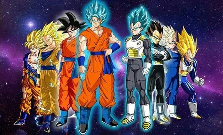 Ver Imagenes De Goku En Todas Sus Fases: 17 Best Images About Goku On Pinterest