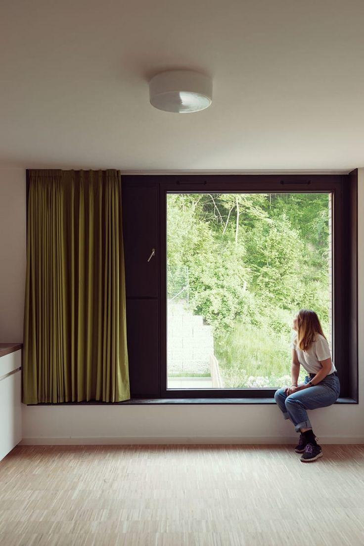 Kaell Architecte, Simone Bossi · Batiment Administratif