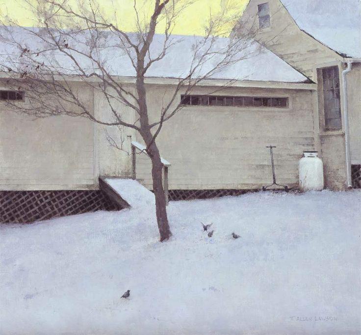 dooryard.jpg (1024×949) - T. Allen Lawson