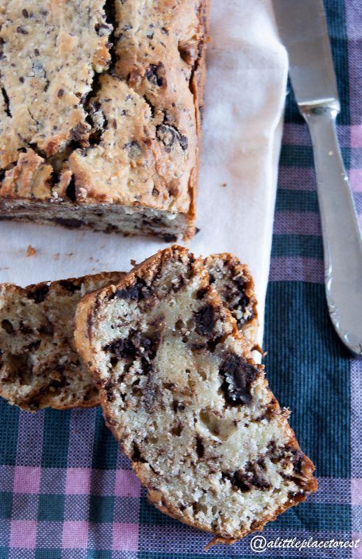 Il plumcake ricotta e cioccolato agli agrumi è leggero e delizioso!