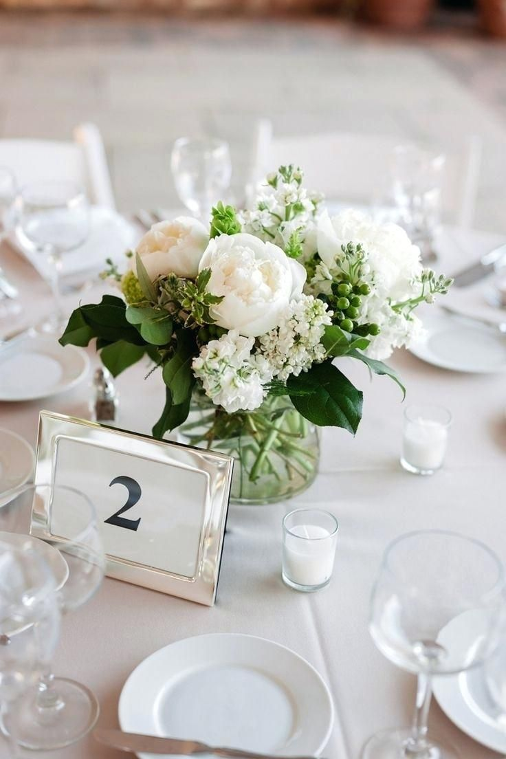 Garden Wedding Decorations Table Elegant Center Pieces Do It