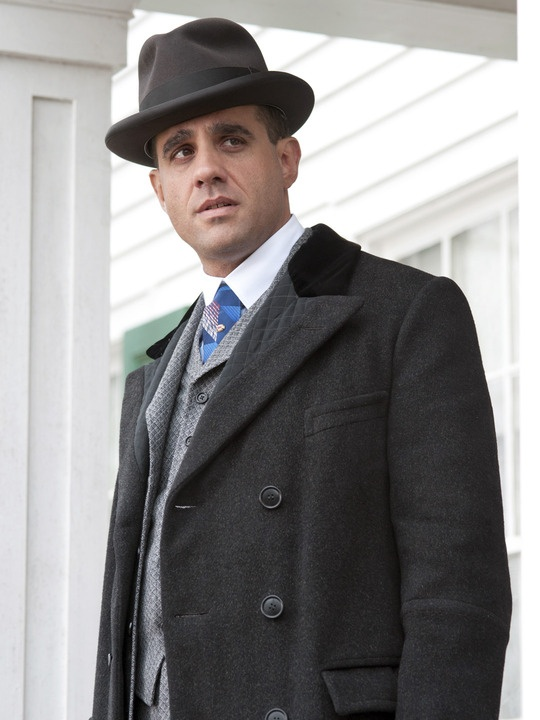 Boardwalk Empire (TV show) Bobby Cannavale as Gyp Rosetti