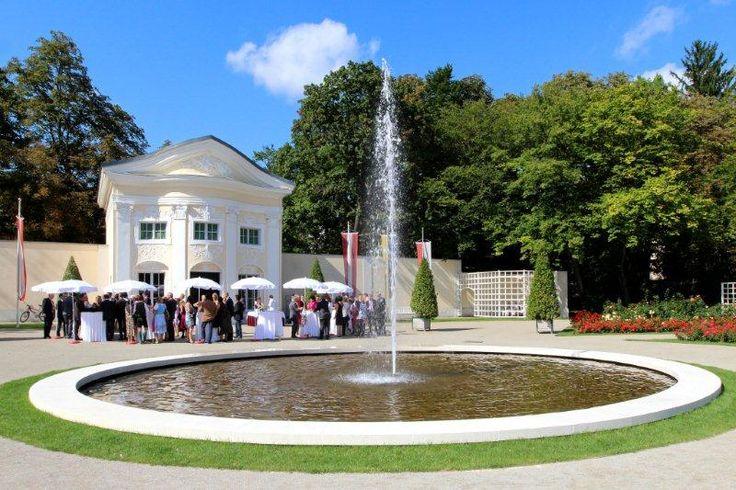 Orangerie im Doblhoffpark