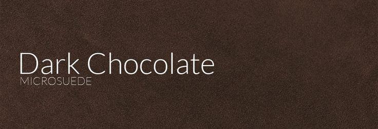 Microsuede - Dark Chocolate
