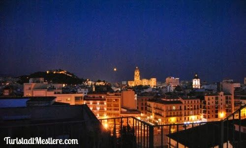 Turista di mestiere: Diario di Viaggio: Malaga