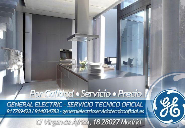 Servicio Tecnico General Electric en Madrid, Madrid  www.generalelectricserviciotecnicooficial.es/