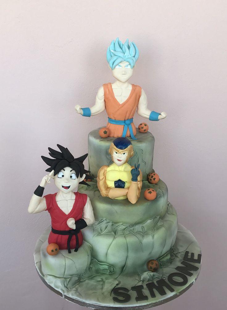Dragon Ball Cake  #cake #cakedesign #food #dragonball
