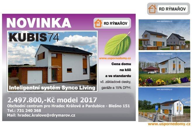 montovaná dřevostavba, bydlení, levný dům, na klíč, www.uspornedomy.cz,