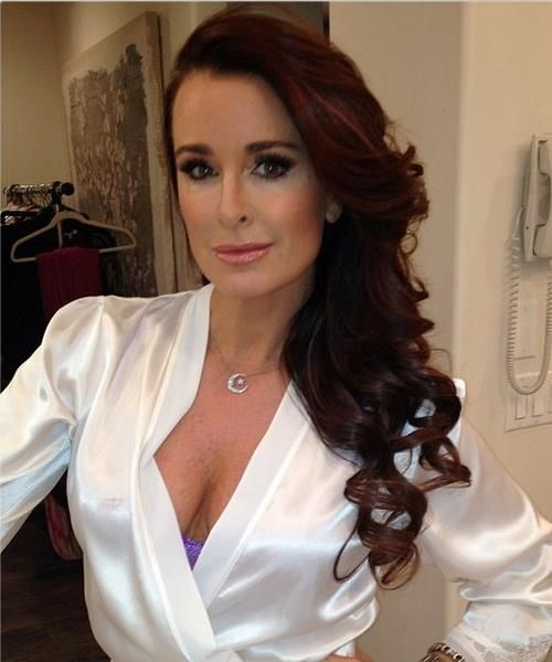 Kyle Richards On Friendship With Brandi Glanville; Carlton's Deal