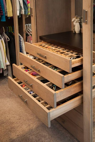 Captivating Jewelry Drawer