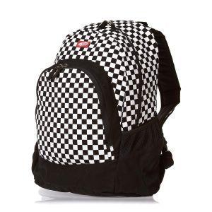 Vans Backpacks - Vans Van Doren Backpack - Black/White