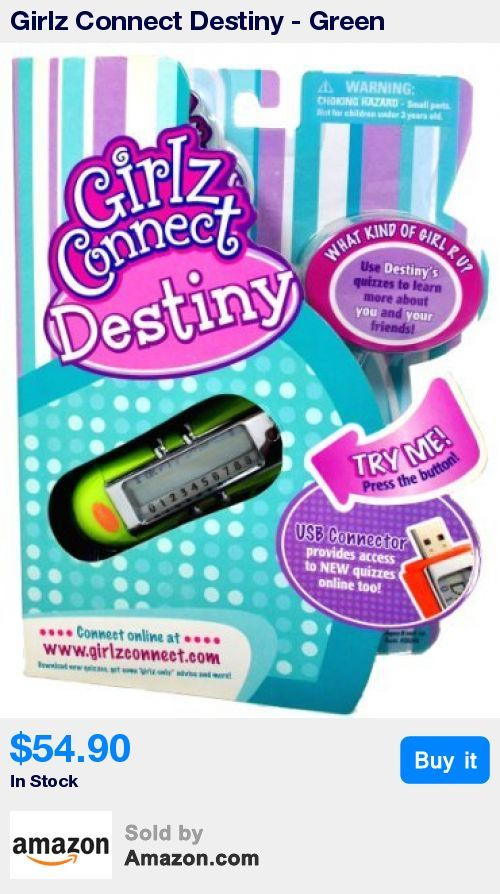 The toy is shaped like a fashionably, smooth electronic accessory, complete with a USB drive for connecting to a PC and an online community full of other Destiny users * The toy also includes a lanyard/neck strap for easey carrying of their personal electronic toy * With touch-screen access and a stylus, this toy is sleekly designed for today's fashionably and electronics savvy girl * Online access to www.girlzconnect.com for online communities, downloads and more