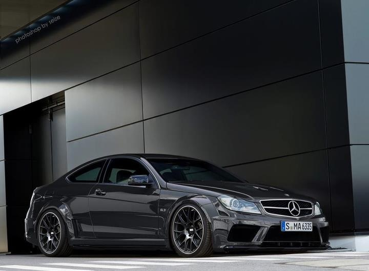 Mercedes Benz C Class C63 AMG Coupe