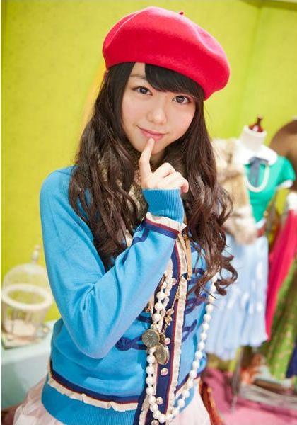 minami minegishi | yuuha2:GALLERY |水曜日のアリス公式サイト│AKB48 ...