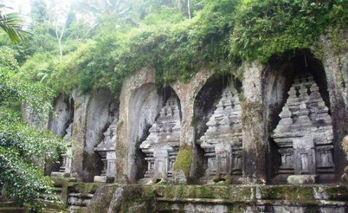 Gunung Kawi Temple Bali - Ancient Shades Within The Magnificence Panoramas
