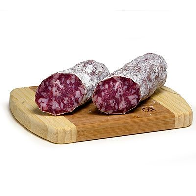 All Natural Rosette de Lyon Salami - Dry Sausage